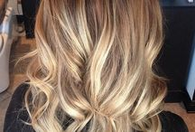 Balayage, Ombre' and Sombre'