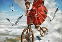 Art - Michael Cheval