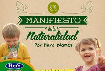 El Manifiesto de la Naturalidad de Hero Nanos  / ¡Nuestros Nanos son los mejores, han creado un Manifiesto enseñando a los mayores consejos para que no pierdan nunca la naturalidad y la frescura!