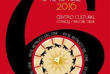 AFICHES FESTIVAL DE CINE PATAGONIA AYSEN