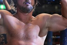 Wrestling / PJ Black , Angelico , Dean Ambrose , Okada , Adam Cole and memes!