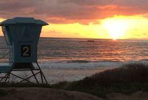Califonia Sunsets