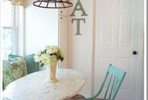 Dining Room Ideas / by Crystal Chesser