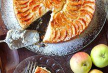 Cakes / Ideas for baking cakes. Cakes recipes. Ideoita kakkuihin.