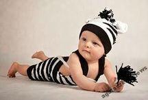 Zebra - kostium na dziecięcą sesję fotograficzną / Strój zebry to idealna propozycja zarówno dla chłopca jak i dziewczynki! Polecam go nie tylko na sesje dziecięce ale również do żłobka czy przedszkola na bale i przedstawienia. Szyty jest na specjalne zamówienie więc dopasuję rozmiar do potrzeb!