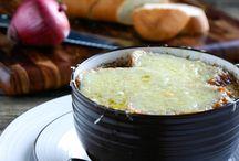 Soups / by Kayla (Hinsvark) Sherman