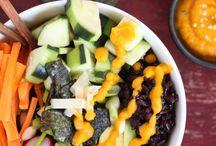 Vegan / Vegan healthy recipes