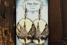 Retro Bijou orignal hand made souvenir
