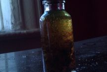 Litha/Summer Solstice Oil and Incense