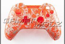 Xbox One Custom Shells / Custom Controller Shells for Xbox One by GamerModz / by GamerModz