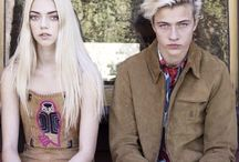 Lucky and Pyper