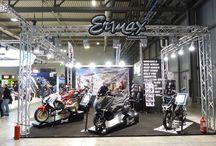 Ermax at Eicma Milano Italy 11/2015 / Motorshow