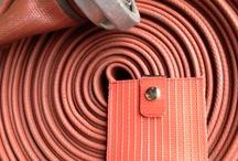Used fire hose