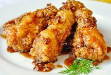 Chicken wings / Food