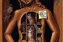 Cabinet of Curiosities / by Mrs VonGruesome