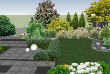 Projekt ogrodu miejskiego - Lublin