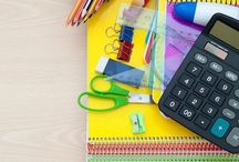 Back To School / Everything to keep you on track for #BackToSchool.  Tips for organizing and fun #BTS ideas.