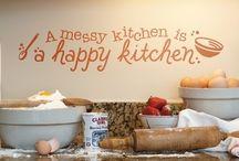 Kitchen & Dinning Ideas / by Adriana Cavazos