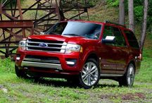Ford Expedition / The Ford Expedition offers amazing luxury and performance in a full size SUV. Check out these pins of beautiful Ford Expedition models.