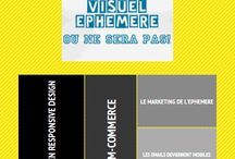 Emilie's Infographics / Infographies que j'ai créées: ebusiness, livres, marketing, ... Infographics I've created: ebusiness, books, marketing, ...