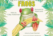Rainforest Frogs / Rainforest Frogs is available! Paperback, 52 pages, full color! You can see below the cover and a beautiful interior spread showing the Tiger's Tree Frog. Order your copies now! We profiled 10 frogs. >> http://frogsaregreen.org/books/  #rainforestfrogs #rainforest #frogbooks #illustratedfrogs #haiku #poetrybooks #endangeredspecies #threatenedfrogs #giftbooks  Mark Lerer | Caley Vickerman | Susan Newman | Franco Andreone