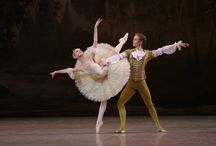 Dance--Ballet / by Linda Montes