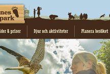 upplev Skåne med Barn / Bra tips, ideer och inspiration till attraktioner, engagemanger och upplevelser i Skåne