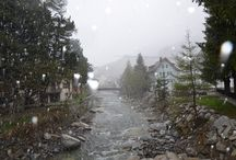 """The """"Frost saints"""" / Once again, they prove to be right. The """"Frost saints"""" brought the snow back to Andermatt."""