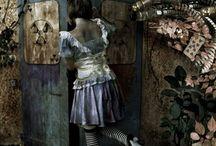 Caz in The Machine | Art Fantastique