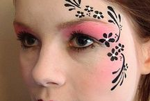 Face Painting Ideas / Creative face paint ideas for all kids of dress up parties