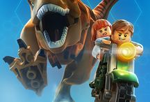 CUMPLE LEGO JURASSIC WORLD