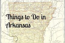 Arkansas / Homeland / by Diana Nesbitt King