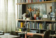 Interior / Exterior  / by Lisa Gough-Fried