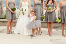 Wedding Colors - Chartreuse and Grey / by invitesbyjen