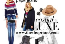 mix and match fashion collection a/w 14-15 / fashion combinations