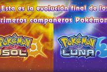 Cintia, Blasco, Rojo, Azul… llegan a Alola en Pokémon Sol y Luna