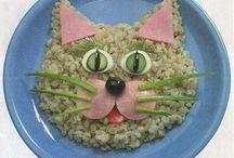 foods art / recettes déco gâteaux..