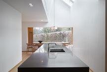 Roundhouse minimal kitchens / Roundhouse bespoke minimalist kitchens
