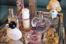 Perfume display ideas