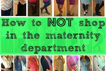 maternity clothes / by Shelby Ball