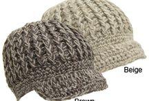crotchet hats