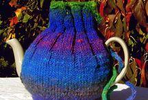 Tea cozy / Knitting