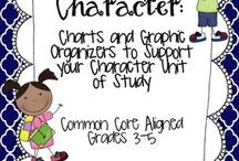 Classroom Char Traits / by Lora Stoddard