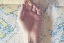 TATTOOS / Tattoo Ideas and Inspiration #Color #Small #Ink