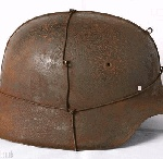 WW2, Axis - Helmet
