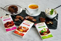 Creation Chocolate Bars - Dessert Inspired Recipes / Introducing NEW Lindt Creation 100g chocolate bars, a delicious lineup featuring three new indulgent dessert inspired recipes for you to enjoy.
