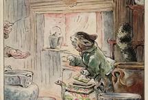 Beatrix Potter - Childhood love