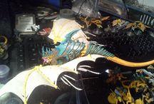 Warhammer 40,000 - Tyranids / Hive Fleet Fenrir :D