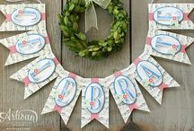 Stampin' Up! Banners