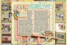 Scrapbooking and Memories / by Dani Bacon
